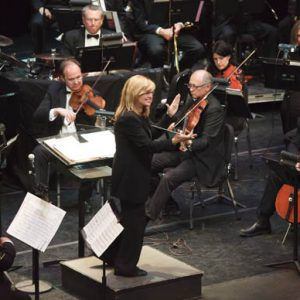 AMERICAN JEWISH SYMPHONY DEBUT AT QUEENSBOROUGH THEATRE, NYC – APRIL 26, 2015