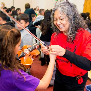 EDUCATION OUTREACH CONCERT, VALLEY BETH SHALOM – DECEMBER 5, 2016
