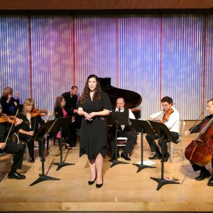 LAJS CHAMBER PLAYERS, BOSTON COURT (PASADENA) – OCTOBER 29, 2017